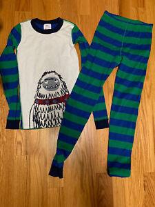 Boys Hanna Andersson pajamas size 150