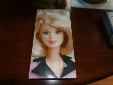 Avon Mattel Avon Representative Barbie Doll: Blonde and NIB