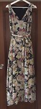 Billie & Blossom By Dorithy Perkins Floral Maxi Dress - Size UK16
