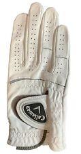 Callaway Men's Golf Premium Cabretta Leather Gloves Right Hand Color as Shown
