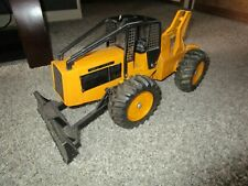 John Deere Farm Toy Industrial Forestry 1975 4WD 740 Logger Skidder Original