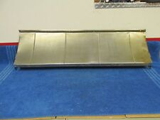 1928-31 FORD MODEL A  TRUNK TO BUMPER  FILLER PANEL   NEW  216