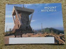 .POSTCARD.MOUNT MITCHELL.EAST OF MISSISSIPPI RIVER. POSTED 28.9.2006