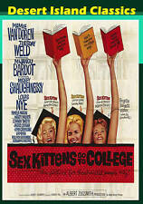 Sex Kittens Go to College (DVD, 2013)
