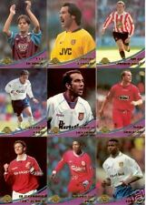 PREMIER ENGLISH SOCCER SET: 2000 (125)