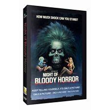 Night of Bloody Horror (DVD, 2006) Gerald McRaney-Gaye Yellen-Meat Clever-1969