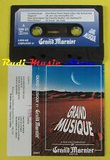 MC GRAND MUSIQUE GRAND MARNIER PROMO compilation VANGELIS JARRE no*cd lp dvd vhs