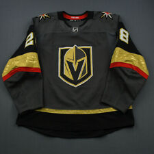 2018-19 William Carrier Vegas Golden Knights Game Used Worn ADIDAS Hockey Jersey