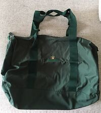 Original Rolex Forest Green Nylon Sport Bag