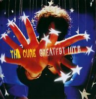 THE CURE greatest hits (best of) (CD compilation, special edition) new wave, pop