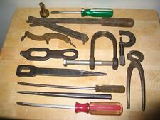 12 Misc. Tools-Craftsman, S-K, TC & Co. Germany, LGL Co., Brown & Sharpe Microm.