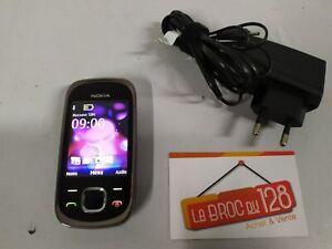 Téléphone portable Nokia 7230 - SFR - Fonctionne