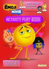 EMOJI PRESS OUT AND PLAY ACTIVITY Play Book Paperback Travel Activity Book