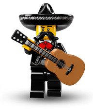 Lego 71013 Series 16 Collectible Minifigure Mariachi