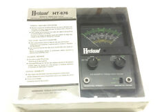 """Vintage Herbrand HT-876 Magnetic Timing-Tach Tester """"MADE IN USA"""""""