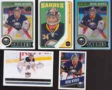 MICHAL NEUVIRTH 5-Card Retro Parallel Sticker Lot Philadelphia Flyers