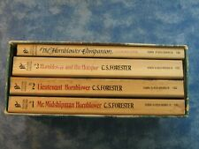 THE HORNBLOWER SAGA BOXED PB SET C.S. Forester Volumes 1-3 +Hornblower Companion