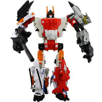 Air Raid Superion Fireflight Silverbolt Alpha Transformers Skydive Action Figure