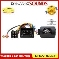 ctscv005.2 Adaptador controles del volante para CHEVROLET SONIC BUJÍA