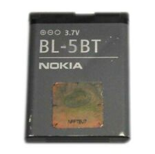 Nokia BL-5BT Li-Ion Battery 3.7V for N75 N76 2600 2605 2760 2760B Replacement