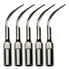 5PC Dental Ultrasonic Scaler Perio Insert Tip NSK DTE PD1 Fit With SATELEC Italy