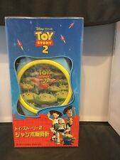 Disney Pixar Toy Story Two Large Clock Wrist Watch From Tokyo Disney