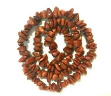 """4-7mm loose beads gold sand stone shape jewelry gemstone making chips 16"""""""