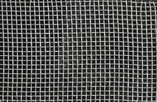 Insect Screen Flyscreen Flywire Stainless Steel Black 1220mm x 30M BushFire Safe