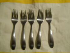 Oneida Stanford set of 5 salad forks