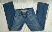 Citizens of Humanity COH Jeans 27x31 Womans Low Rise Kelly Stretch Boot Cut
