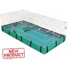 Large Pet Cage Interactive Guinea Pig Pet Hamster Habitat Durable Deluxe New