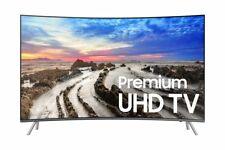 Samsung UN65MU8500 Curved 4K HDR Extreme Smart TV - 4K Color Drive Extreme - Tr