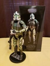 Sideshow Collectibles Star Wars Clone Commander Gree 1/6 Scale Yoda Hot Toys