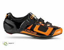 NEW Crono CR3 Road Cycling Shoes - Orange (Reg. $200) Italian Sidi Gaerne Giro