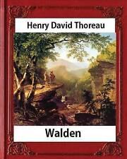 Walden, (1854), by Henry David Thoreau (Worlds Classics) by Thoreau, Henry David