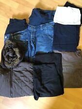 Umstandskleidung Babywalz, H&M (Hosen,Jacke, Bauchbänder) Gr.40