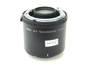 Nikon AF-S Teleconverter TC-20E II 2X Converter. Stock No u13544