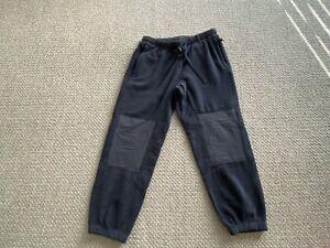 NWT NIKE ACG Trail Fleece Pant JOGGERS Nike Lab CI0501-010 BLACK XL RARE