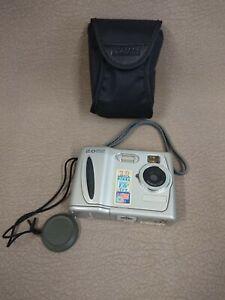 Oregon Scientific Small Digital Camera & Bag 2.0 Mega Pixel