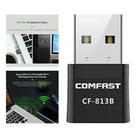 USB WiFi Dongle Ricevitore Dual Band Dongle 650Mbps Scheda Di Rete Wireless