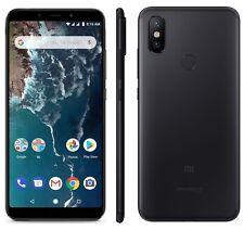 "Xiaomi Mi A2 Noir 64Go + 4Go RAM Écran 5.99"" Full HD+ Dual SIM 4G LTE Débloqué"