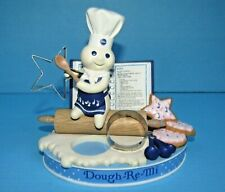 Danbury Mint Pillsbury Doughboy Ltd Edition Doughremi Figurine #4323 of 5000 Fs!