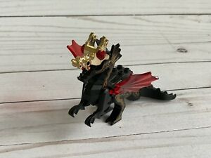 LEGO 7419 Orient Expedition Dragon Only 6129c05pb01 Black Gold Classic - RARE
