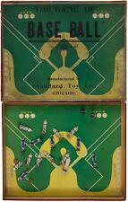 SUPER RARE BASEBALL GAME, VINTAGE SPORTS MEMORABILIA 1920