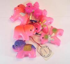 Patrón Celluloid colección Baby juguetes 6 trozo nº 15829 50er JH. japón #50