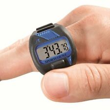NEW SportCount Combination 90010 Lap Counter Timer Blue FREE SHIPPING