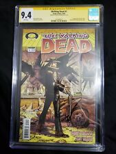 Walking Dead (Image) 1A 2003 1st Printing CGC 9.4 SS signed by Robert Kirkman
