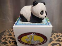 Artesania Rinconada De Rosa Panda Bear Classic Collection Hand Made Uruguay