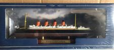 "DIE CAST "" RMS LUSITANIA "" SCALA 1/1250  ATLAS EDITION"