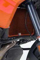 KTM 1190 Adventure 2014 R&G Racing Radiator Guard RAD0148OR Orange